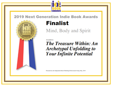 Indie Book Award Finalist